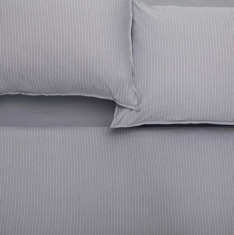 Mallorka Double Sheet set – Grey