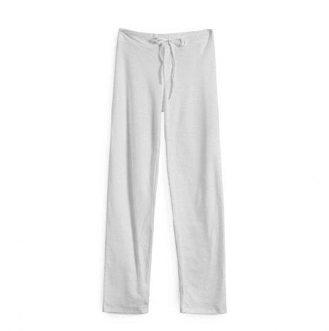 Granada draw string pants – white