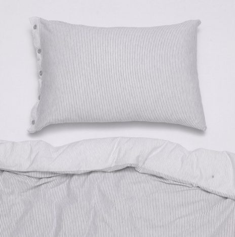 Lille Single sheet set – White