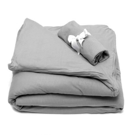 Lille Baby sheet set – Grey