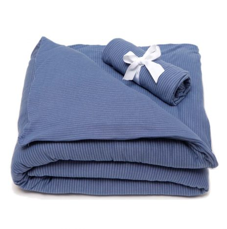 Lille Baby sheet set – Blue
