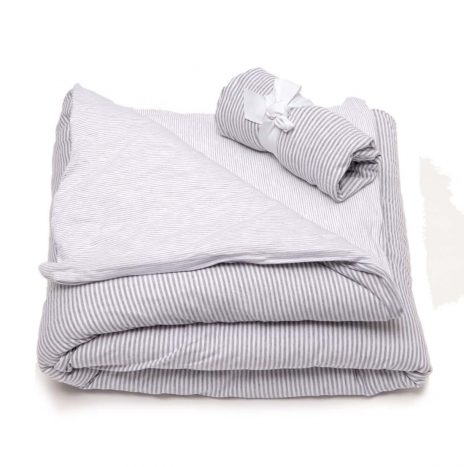 Lille Baby sheet set – White