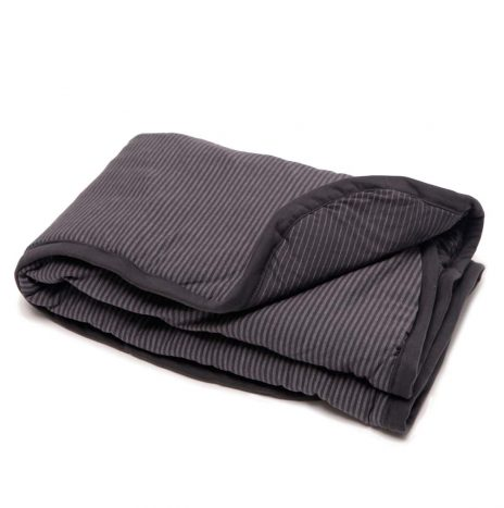 Lille Baby Blanket – Dark Grey