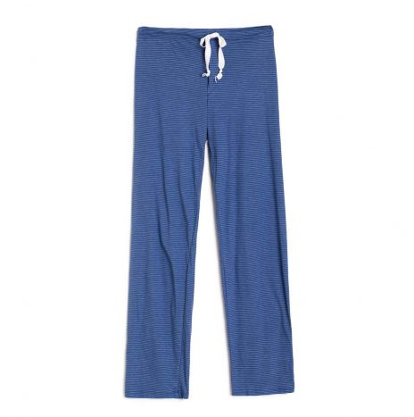 Lille draw string pants – Blue