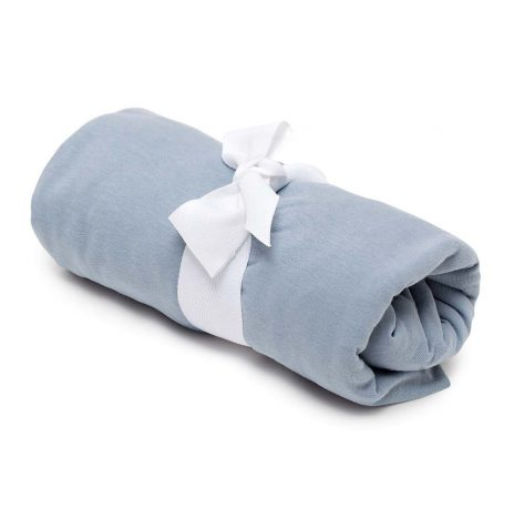 Baby fitted sheet – Blue