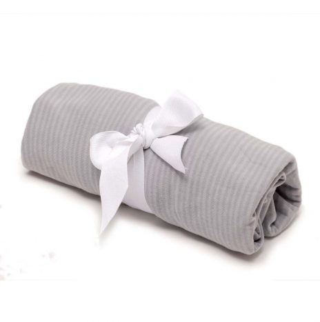 Lille Baby fitted sheet – Grey