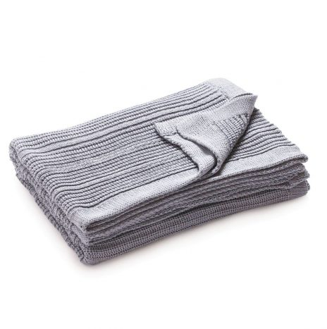 Mariselle Knitted Bedspread – Grey