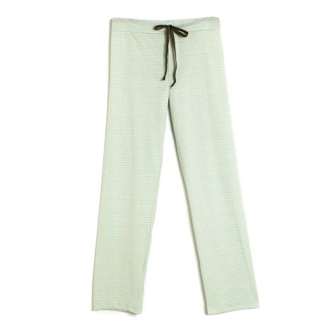 Goldy Draw String Pants – Green