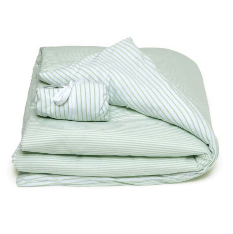 Goldy Baby Sheet Set – Green