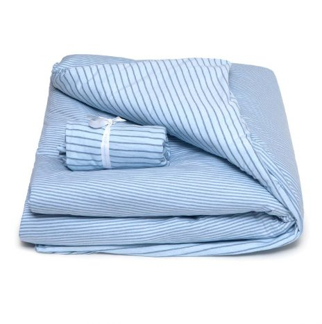 Goldy Baby Sheet Set – blue