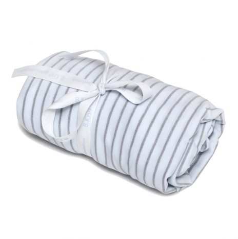 Goldy Baby Fitted Sheet – Grey