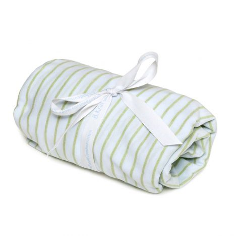 Goldy Baby Fitted Sheet – Green