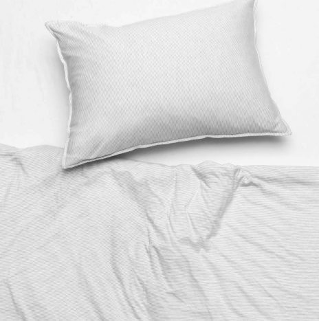 Soho Single Sheet Set – White