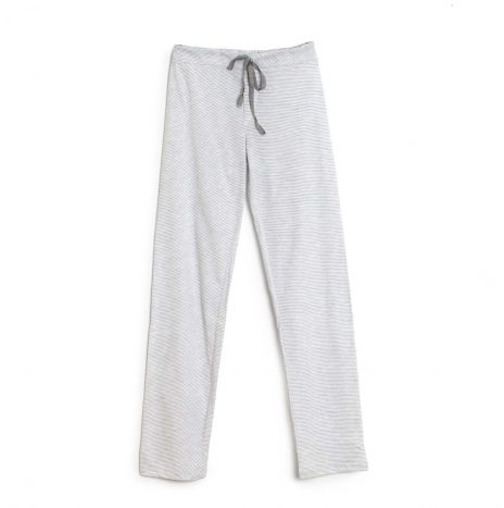 Soho Draw String Pants – White