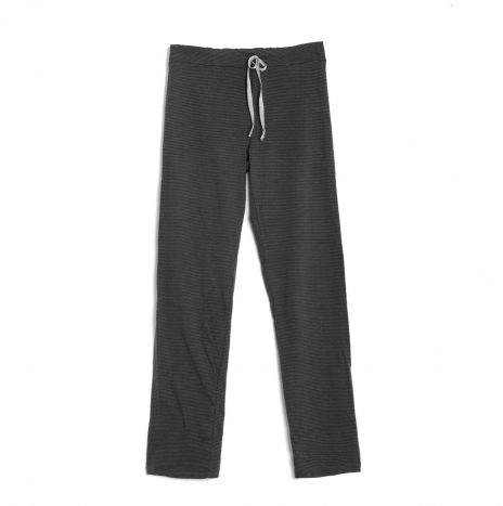 Soho Draw String Pants – Dark Grey
