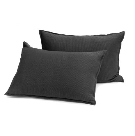 Soho Pillow Case – Dark Grey