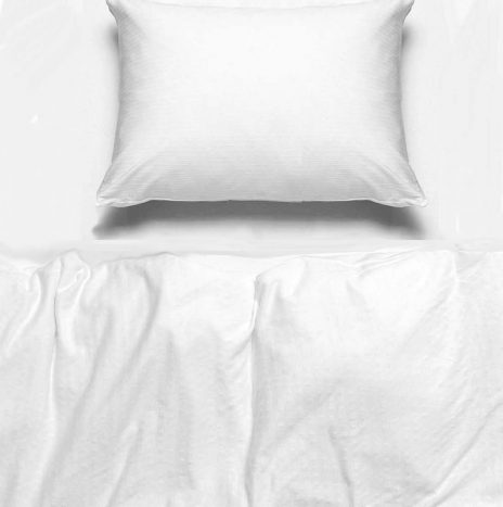 Basic Single Sheet Set – White