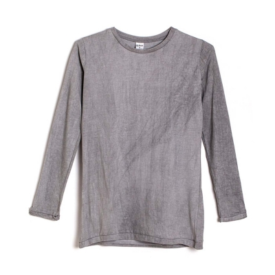 Lille  Tee -  Grey