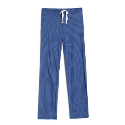 Lille draw string pants - Blue