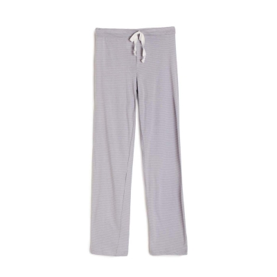Lille draw string pants - Grey