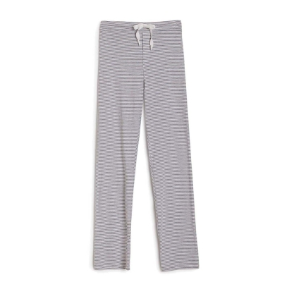 Lille draw string pants - White